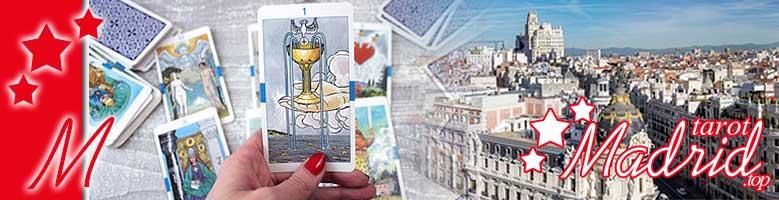 Lectura de Tarot presencial en Madrid